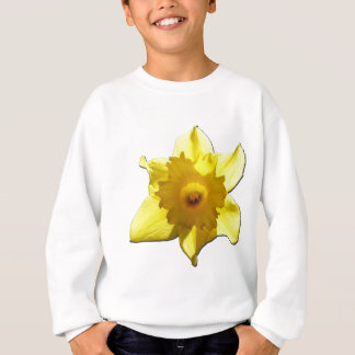 Yellow Trumpet Daffodil 1.0 Sweatshirt