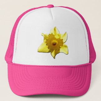 Yellow Trumpet Daffodil 1.0 Trucker Hat
