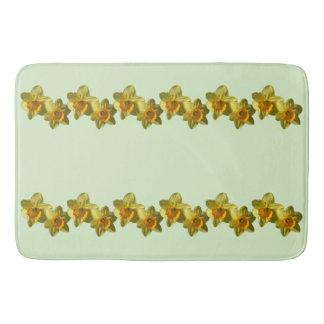 Yellow Trumpet Daffodil 1.6.2 Bath Mat