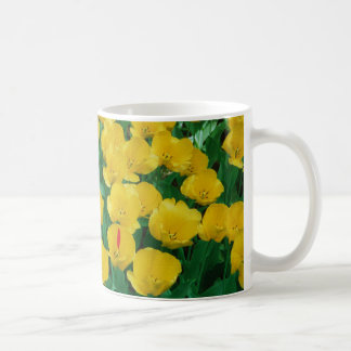 Yellow Tulips Mug