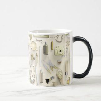 Yellow Vanity Table Magic Mug
