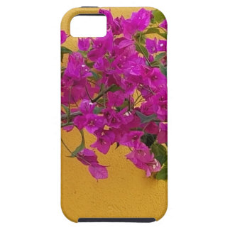 Yellow Wall Pink Flower Arch Sunshine iPhone 5 Cover