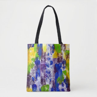 Yellow Waterfall bag