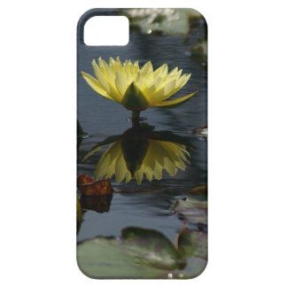 Yellow Waterlily phone case