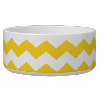 yellow  white chevrons