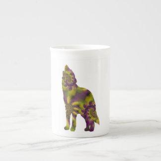 Yellow Wolf Mug