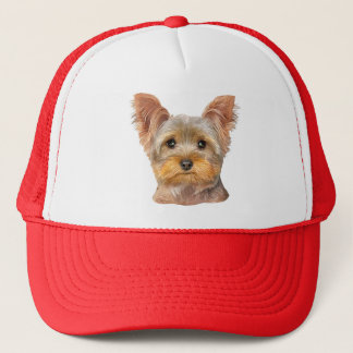 Yellow Yorkie - Trucker Hat
