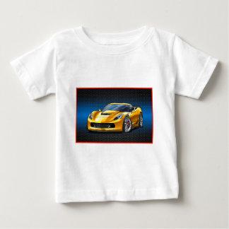 Yellow_Z06 Baby T-Shirt