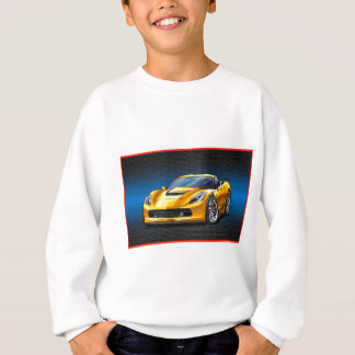Yellow_Z06 Sweatshirt