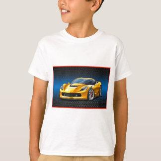 Yellow_Z06 T-Shirt