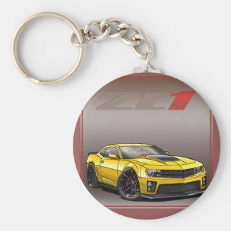 Yellow_ZL1 Keychain