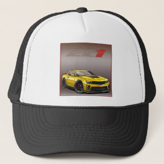 Yellow_ZL1 Trucker Hat
