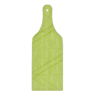 YellowGreen Crissed Crossed Cutting Boards