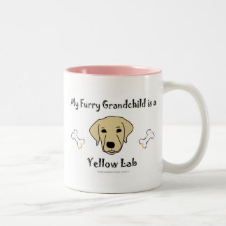 YellowLab Two-Tone Coffee Mug
