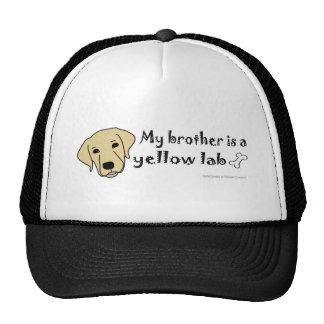YellowLabBrother Trucker Hat