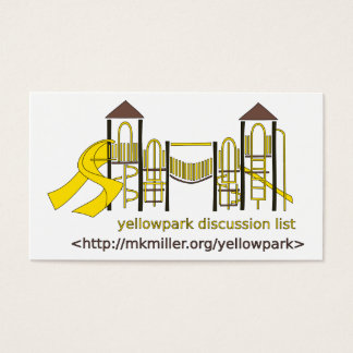 Yellowpark Discussion List Card