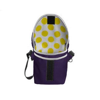 YellowPolkaDots Courier Bags