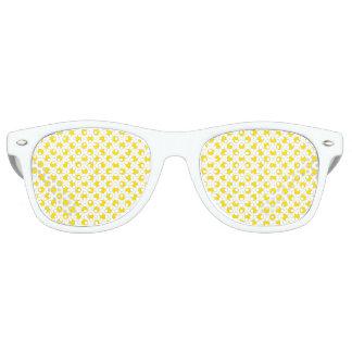 YellowPolkaDots Retro Sunglasses
