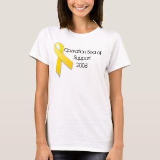 yellowribbon, Operation Sea of Support 2008 T-Shirt