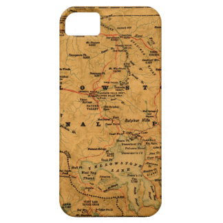 Yellowstone 1880 case for the iPhone 5