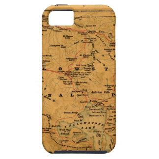 Yellowstone 1880 iPhone 5 case