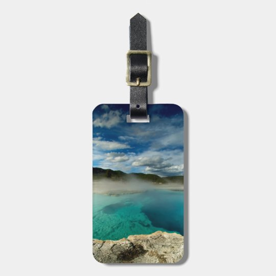 Yellowstone Bag Tag