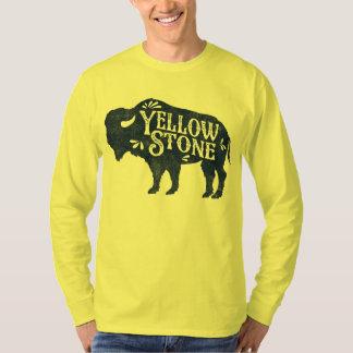 Yellowstone Buffalo Blue T-Shirt