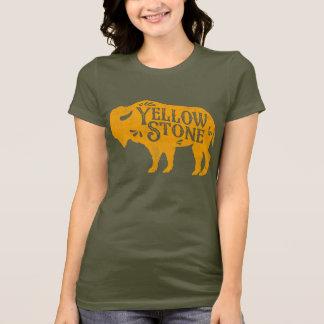 Yellowstone Buffalo Gold T-Shirt