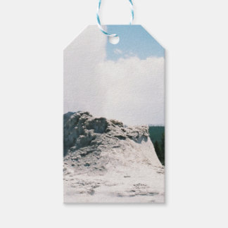 Yellowstone Castle Geyser Pack Of Gift Tags