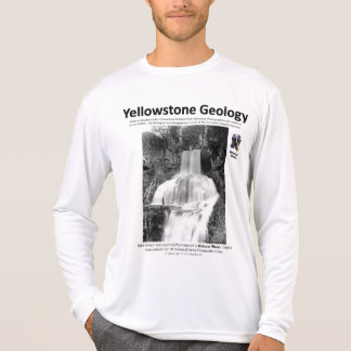 Yellowstone Geology Pioneers III - Gardner Falls T-Shirt