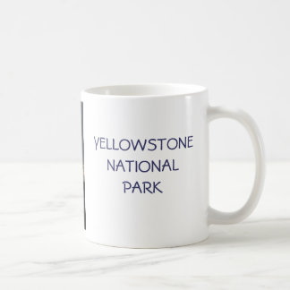Yellowstone Geyser Coffee Mug