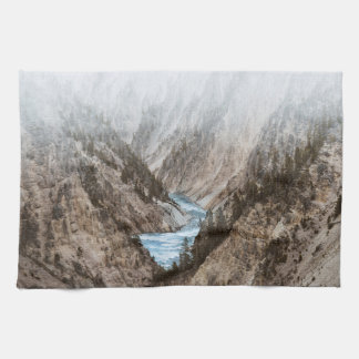 Yellowstone Kitchen Towel