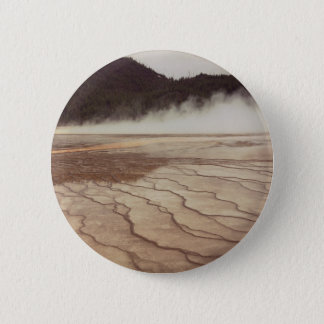 Yellowstone Mist 2 Inch Round Button