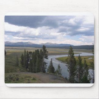 Yellowstone Mouse Pad
