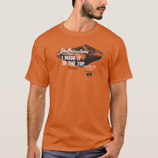 Yellowstone Nat Park Avalanche Peak Wyoming IMITTT T-Shirt