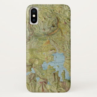 Yellowstone National Park 2 iPhone X Case