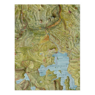Yellowstone National Park 2 Postcard