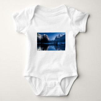 yellowstone-national-park baby bodysuit