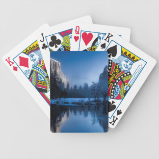 yellowstone-national-park bicycle playing cards