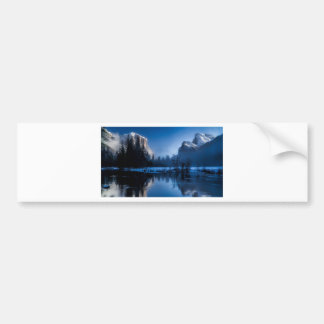 yellowstone-national-park bumper sticker