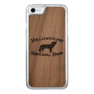 Yellowstone National Park Carved iPhone 8/7 Case