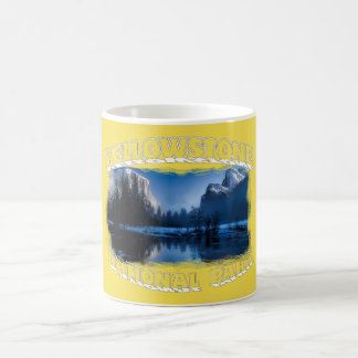 YELLOWSTONE NATIONAL PARK COFFEE MUG