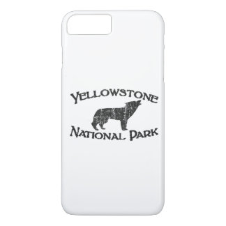 Yellowstone National Park iPhone 8 Plus/7 Plus Case