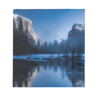 yellowstone-national-park notepad