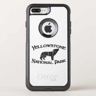 Yellowstone National Park OtterBox Commuter iPhone 8 Plus/7 Plus Case