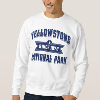 Yellowstone Old Style Blue Sweatshirt