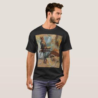 Yellowstone Park Sunset 1897 T-Shirt