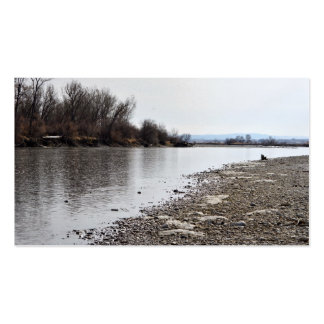 Yellowstone River Business Card