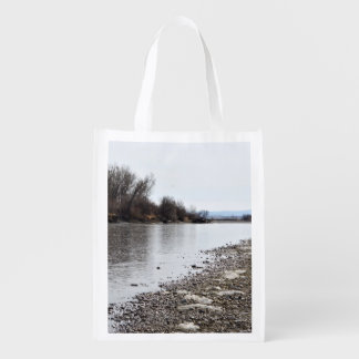 Yellowstone River Reusable Grocery Bags