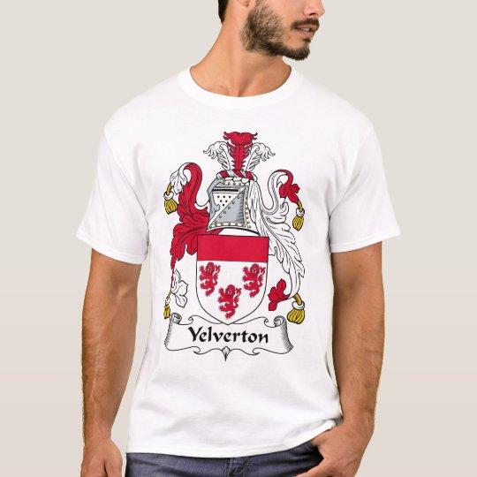 Yelverton Family Crest T-Shirt